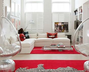 fun and playfull interior ideas slide