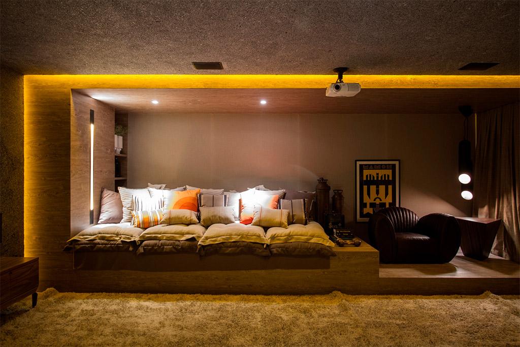 Home Theater Designers Small Space Interior Design