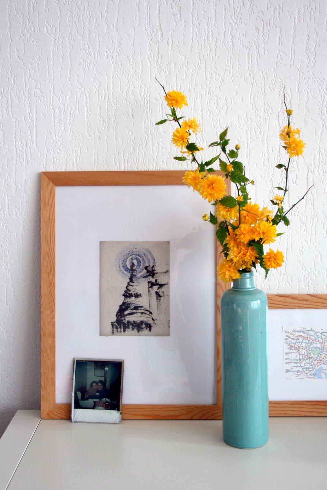 fresh flower interior design