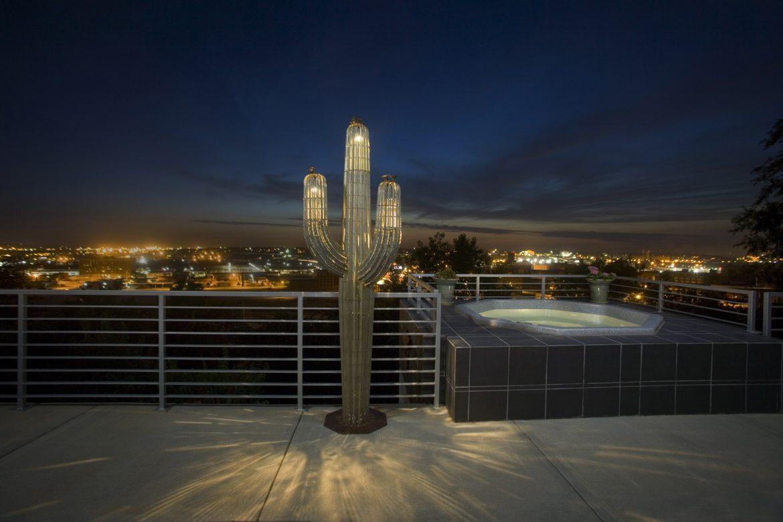 studio desertcactuslightskc-outdoor-lighting  Lights to Guide You Home - Modern Outdoor Lamps studio desertcactuslightskc outdoor lighting