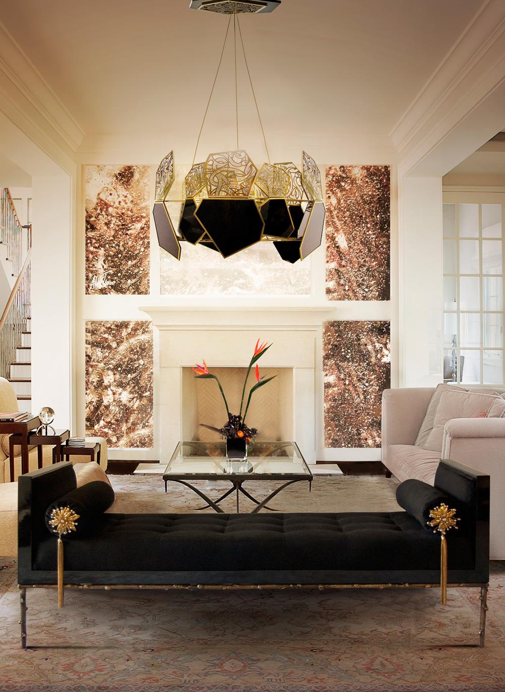 Glamour Interior Style Koket Textiles