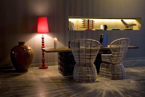 3-Patricia-Urquiola-Puerto-Rico-W-Retreat-Spa-Vieques-Island-Conserjeria  Colorful Interior Design by Patricia Urquiola 3 Patricia Urquiola Puerto Rico W Retreat Spa Vieques Island Conserjeria