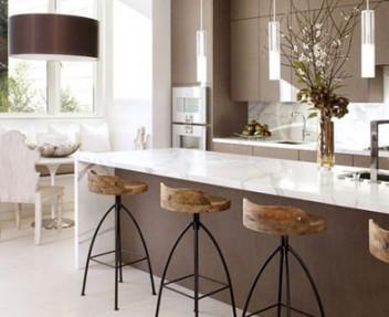 Easy to Clean Modern Kitchen Interior Design