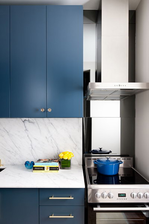 Gold is Chic and Modern: Brass Fixtures to Upgrate your Kitchen