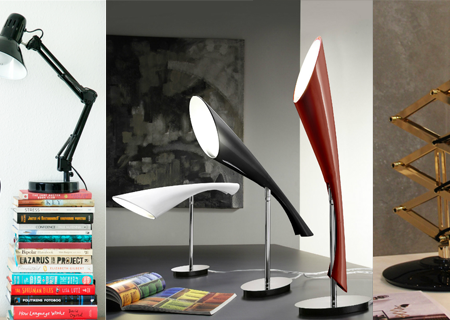 Practical and Stylish Mid Century Reading Lamps