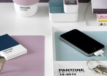 Pantone, the world authority on color and a pop culture icon
