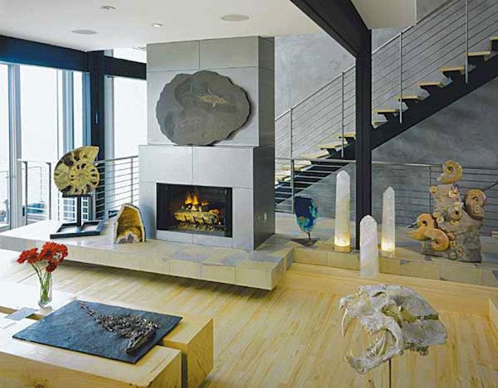 for the new year mineral decor are in  Interior Design  For the New Year:  Minerals Decor are In! for the new year mineral decor are in mineral specimens interior design