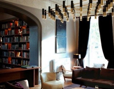 50 Mid-century and modern suspension lamps