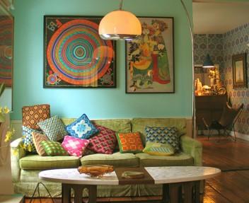 Go Vintage! The 70's Interior Design Guide