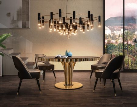 Be Inspired by Another Cluster of Unique Dining Room Sets!!!