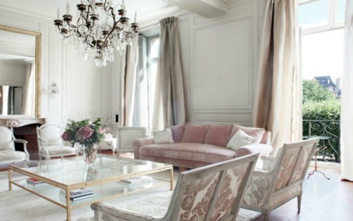 Home Design Ideas : French Romantic Design Style | Design Build Ideas