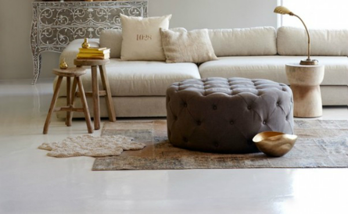 Your Guide To Ottomans, Stools, Benches and More