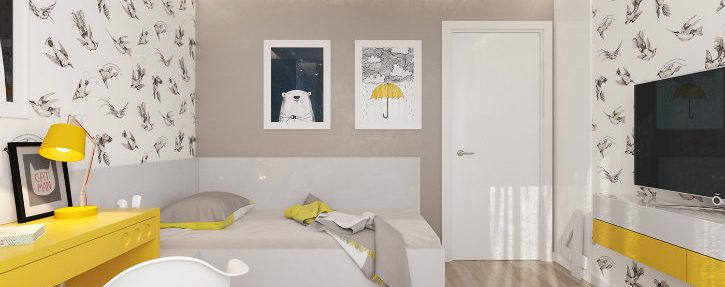 5 Inspirational Kids Bedrooms With Funny Themes ➤ Discover the season's newest designs and inspirations. Visit us at www.designbuildideas.eu #designbuildideas #homedecorideas #colorschemeideas @designbuildideas
