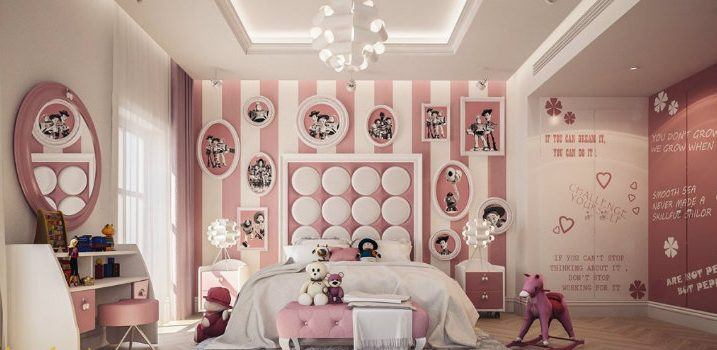 7 Incredible Children's Bedroom Design Ideas ➤ Discover the season's newest designs and inspirations. Visit us at www.designbuildideas.eu #designbuildideas #homedecorideas #colorschemeideas @designbuildideas