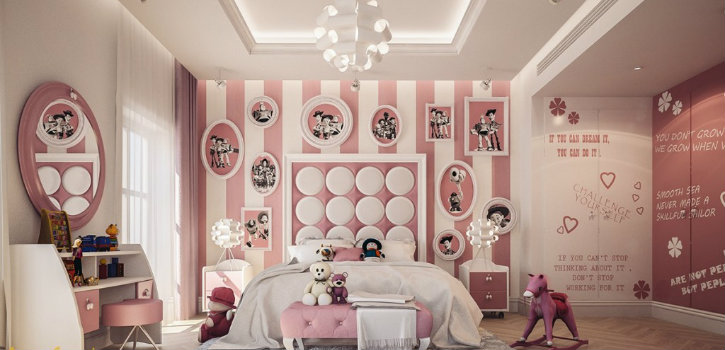 7 Incredible Children's Bedroom Design Ideas ➤ Discover the season's newest designs and inspirations. Visit us at www.designbuildideas.eu #designbuildideas #homedecorideas #colorschemeideas @designbuildideas bedroom design ideas 7 Incredible Children's Bedroom Design Ideas 7 Incredible Children   s Bedroom Design Ideas