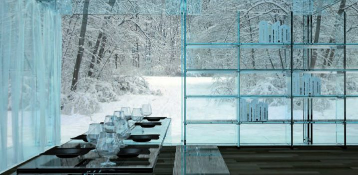 Stunning Glass Ideas to use in Interior Design| Discover the season's newest designs and inspirations. Visit us at www.designbuildideas.eu #designbuildideas #homedecorideas #colorschemeideas @designbuildideas