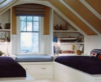 15 incredible attic bedrooms – difficult to choose one