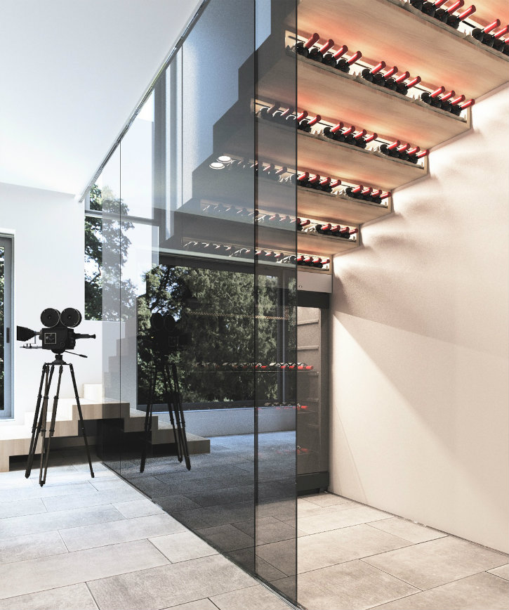 Incredibles Wine Storages to have at home ➤Discover the season's newest designs and inspirations. Visit us at www.designbuildideas.eu #designbuildideas #homedecorideas #colorschemeideas @designbuildideas Wine Storages Incredibles Wine Storages to have at home Incredibles Wine Storages to have at home 5
