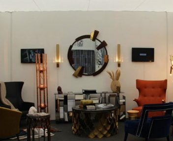Portuguese Luxury Design Brand Shinning in Decorex ➤Discover the season's newest designs and inspirations. Visit us at www.designbuildideas.eu #designbuildideas #homedecorideas #colorschemeideas @designbuildideas