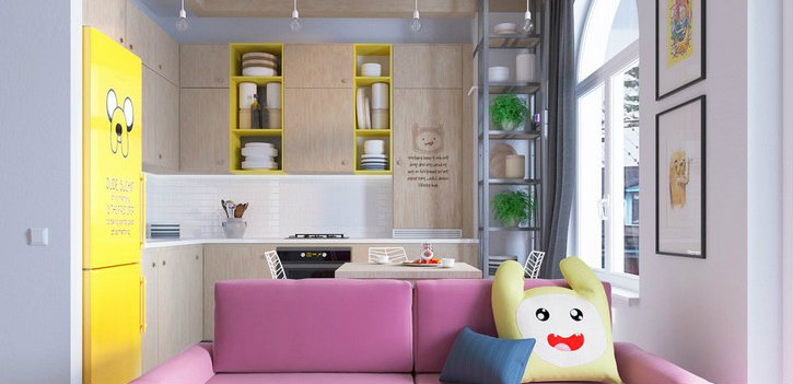 Pop Art – Bright Home Style ➤Discover the season's newest designs and inspirations. Visit us at www.designbuildideas.eu #designbuildideas #homedecorideas #colorschemeideas @designbuildideas Pop Art Pop Art – Bright Home Style Pop Art     Bright Home Style 0