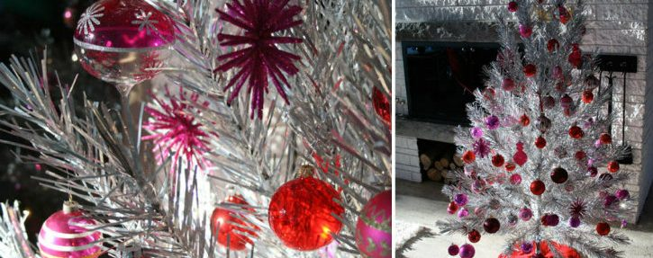 Complete your Christmas with these 9 Modern Christmas Tree Ideas➤Discover the season's newest designs and inspirations. Visit us at www.designbuildideas.eu #designbuildideas #homedecorideas #colorschemeideas @designbuildideas
