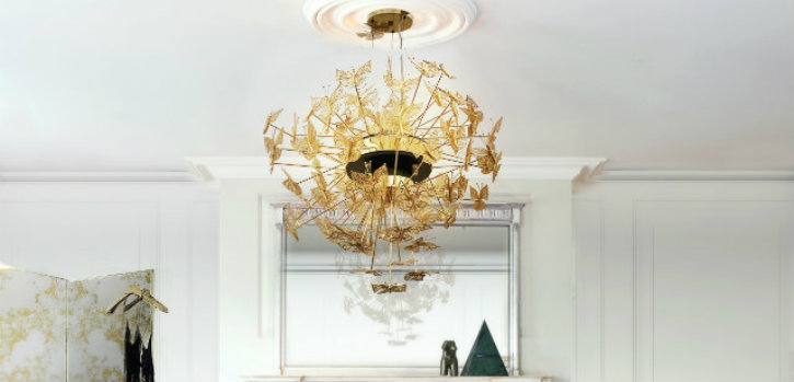 The Most Radiant Chandelier Lighting from Koket ➤Discover the season's newest designs and inspirations. Visit us at www.designbuildideas.eu #designbuildideas #homedecorideas #colorschemeideas @designbuildideas