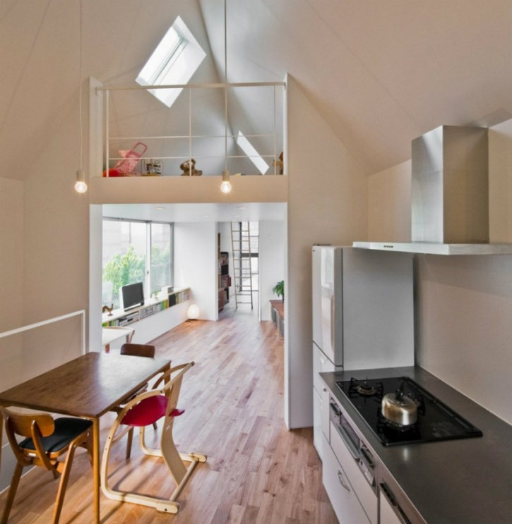Be Amazed by This Small Triangular House with an Impressive Interior➤Discover the season's newest designs and inspirations. Visit us at www.designbuildideas.eu #designbuildideas #homedecorideas #colorschemeideas @designbuildideas small triangular house Be Amazed by This Small Triangular House with an Impressive Interior Be Amazed by This Small Triangular House with an Impressive Interior 5