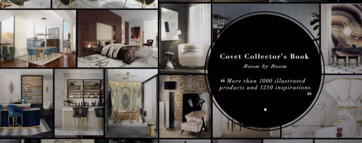 Covet Collector's Book: Download Free The Ultimate Design Bible ➤ Discover the season's newest designs and inspirations. Visit us at www.designbuildideas.eu #designbuildideas #homedecorideas #colorschemeideas @designbuildidea