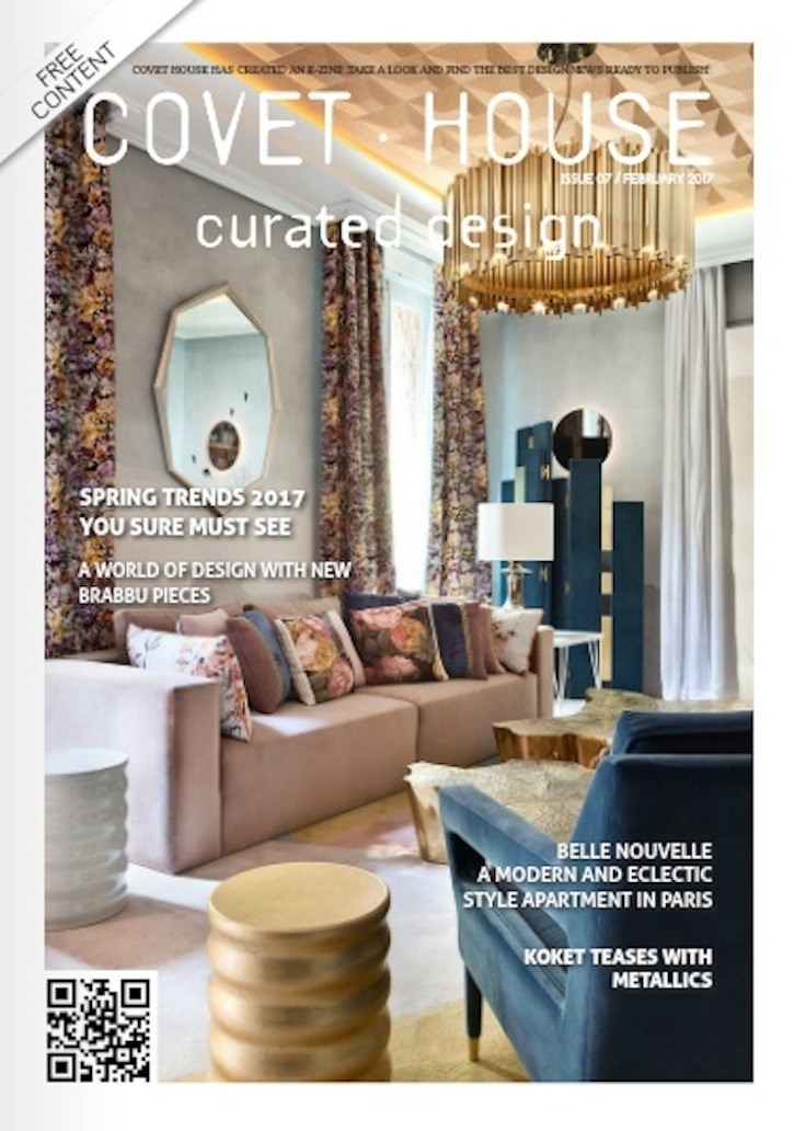 Covet House Just Releases the Covet House eZine February Issue➤ Discover the season's newest designs and inspirations. Visit us at www.designbuildideas.eu #designbuildideas #homedecorideas #colorschemeideas @designbuildidea  Covet House Just Released the Covet House eZine February Issue Covet House eZine Get Inspired by the Brand new February Issue 1