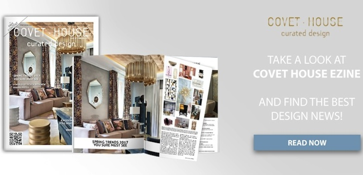Covet House Just Releases the Covet House eZine February Issue ➤ Discover the season's newest designs and inspirations. Visit us at www.designbuildideas.eu #designbuildideas #homedecorideas #colorschemeideas @designbuildidea