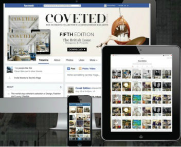CovetED Magazine Has Released Its 5th Edition - Design Build Ideas ➤ Discover the season's newest designs and inspirations. Visit us at www.designbuildideas.eu #designbuildideas #homedecorideas #colorschemeideas @designbuildidea