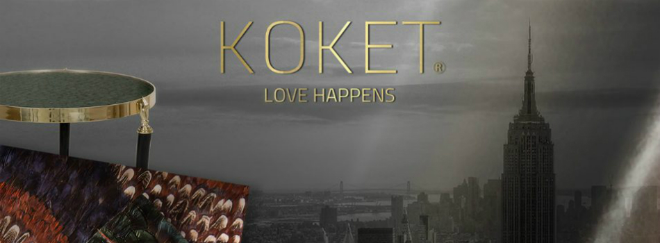 Koket Brings Vintage Glamour to the Worldwide Famous AD Show 2017 ➤ Discover the season's newest designs and inspirations. Visit Design Build Ideas at www.designbuildideas.eu #designbuildideas #homedecorideas #colorschemeideas @designbuildidea ad design show 2017 Koket Brings Vintage Glamour to the Renowned AD Design Show 2017 AD Show 2017 Koket Brings Vintage Glamour to the Worldwide Trade Show