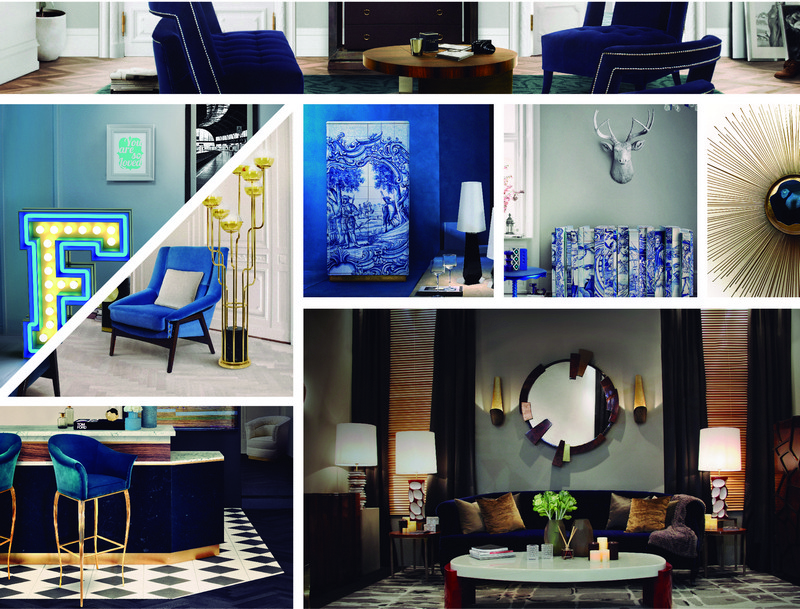 hottest color scheme ideas The Hottest Color Scheme Ideas to Use in Your 2017 Design Projects Blue 01