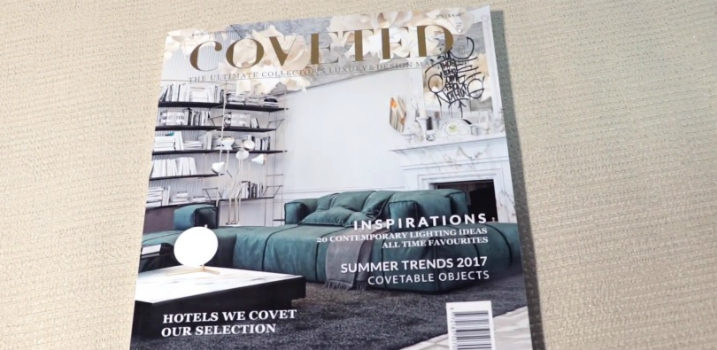 CovetED Magazine: Start Collecting the Best Interior Design Source ➤ Discover the season's newest designs and inspirations. Visit Design Build Ideas at www.designbuildideas.eu #designbuildideas #homedecorideas #colorschemeideas @designbuildidea