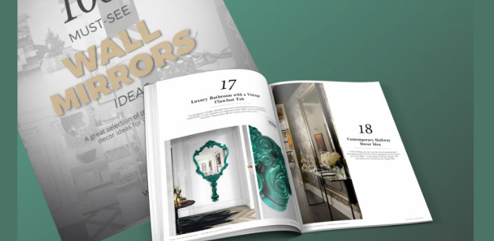 Download Free Ebook 100 Must-see Wall Mirror Ideas and Get Inspired ➤ Discover the season's newest designs and inspirations. Visit Design Build Ideas at www.designbuildideas.eu #designbuildideas #homedecorideas #colorschemeideas @designbuildidea