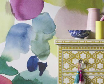 The Best Wallpaper Design Trends for 2017 ➤ Discover the season's newest designs and inspirations. Visit Design Build Ideas at www.designbuildideas.eu #designbuildideas #homedecorideas #colorschemeideas @designbuildidea