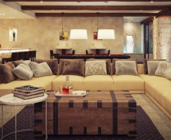 5 Basement Remodeling Ideas That You Will Want to Copy ➤ Discover the season's newest designs and inspirations. Visit Design Build Ideas at www.designbuildideas.eu #designbuildideas #homedecorideas #InteriorDesignProjects @designbuildidea