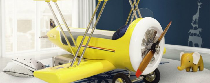 How To Create an Amazing Airplane Themed Bedroom Decor ➤ Discover the season's newest designs and inspirations. Visit Design Build Ideas at www.designbuildideas.eu #designbuildideas #homedecorideas #InteriorDesignProjects @designbuildidea @circudesign