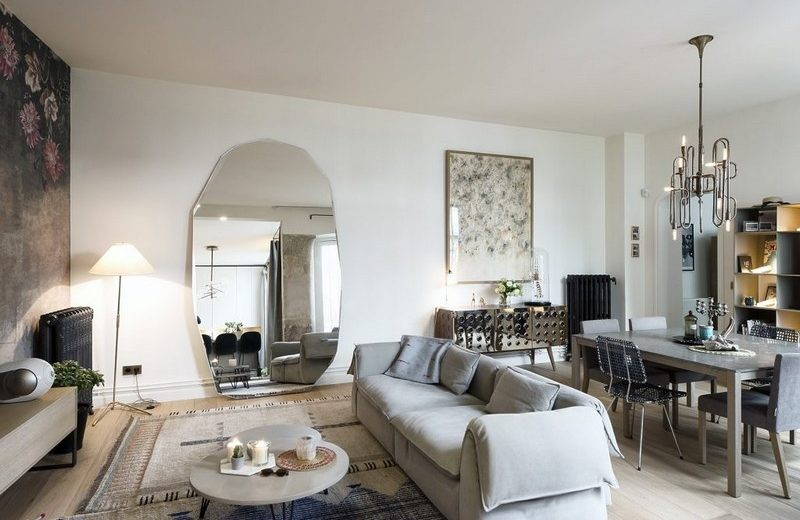 What About This Cool Parisian Modern Home Makeover By Studio 10surdix? ➤ Discover the season's newest designs and inspirations. Visit Design Build Ideas at www.designbuildideas.eu #designbuildideas #bestdesignevets #designevents #londondesignfestival #londondesignfestival2017 @designbuildidea parisian modern home makeover What About This Cool Parisian Modern Home Makeover By Studio 10surdix? Check this Awesome Parisian Modern Home Makeover By Studio 10surdix 1