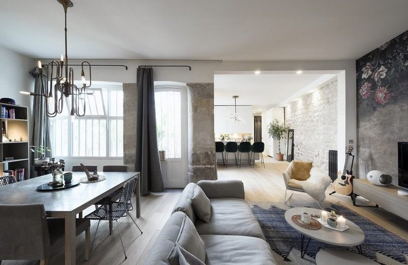 What About This Cool Parisian Modern Home Makeover By Studio 10surdix? ➤ Discover the season's newest designs and inspirations. Visit Design Build Ideas at www.designbuildideas.eu #designbuildideas #bestdesignevets #designevents #londondesignfestival #londondesignfestival2017 @designbuildidea parisian modern home makeover What About This Cool Parisian Modern Home Makeover By Studio 10surdix? Check this Awesome Parisian Modern Home Makeover By Studio 10surdix 2