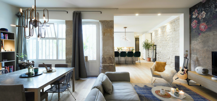 What About This Cool Parisian Modern Home Makeover By Studio 10surdix? ➤ Discover the season's newest designs and inspirations. Visit Design Build Ideas at www.designbuildideas.eu #designbuildideas #bestdesignevets #designevents #londondesignfestival #londondesignfestival2017 @designbuildidea parisian modern home makeover What About This Cool Parisian Modern Home Makeover By Studio 10surdix? Check this Awesome Parisian Modern Home Makeover By Studio 10surdix