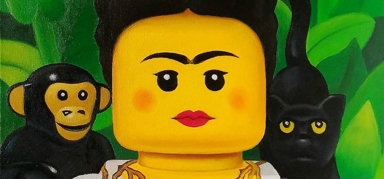 Discover Stefano Bolcato's Famous Paintings LEGO Recreations - Contemporary Art - LEGO Inspired Art - Paitings with Lego ➤ Discover the season's newest designs and inspirations. Visit Design Build Ideas at www.designbuildideas.eu #designbuildideas #LEGOArt #ContemporaryArt #FamousPaintings #StefanoBolcato @designbuildidea famous paintings lego recreations Discover Stefano Bolcato's Famous Paintings LEGO Recreations Discover Stefano Bolcatos Famous Paintings LEGO Recreations