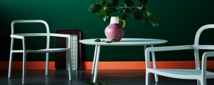 Get to Know IKEA's New Collection Designed by HAY Design Studio ➤ Discover the season's newest designs and inspirations. Visit Design Build Ideas at www.designbuildideas.eu #designbuildideas #interiordesign #IKEA # YPPERLIGCollection #HAYDesignStudio #HAY @designbuildidea