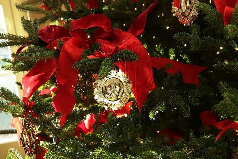 Melania Trump Unveils Long Awaited White House Christmas