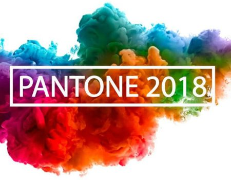 Awesome Mood Boards Following Pantone 2018 Color Trends