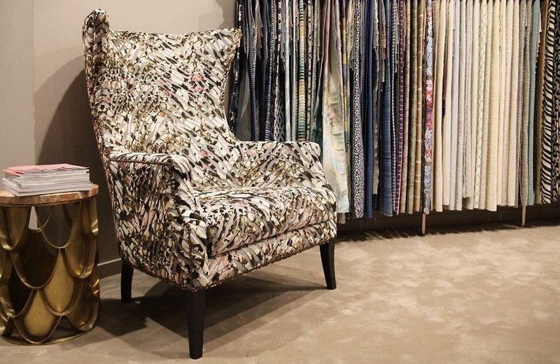 Bloom Fabrics Collection Is a Celebration of Aldeco's 25th Anniversary 2