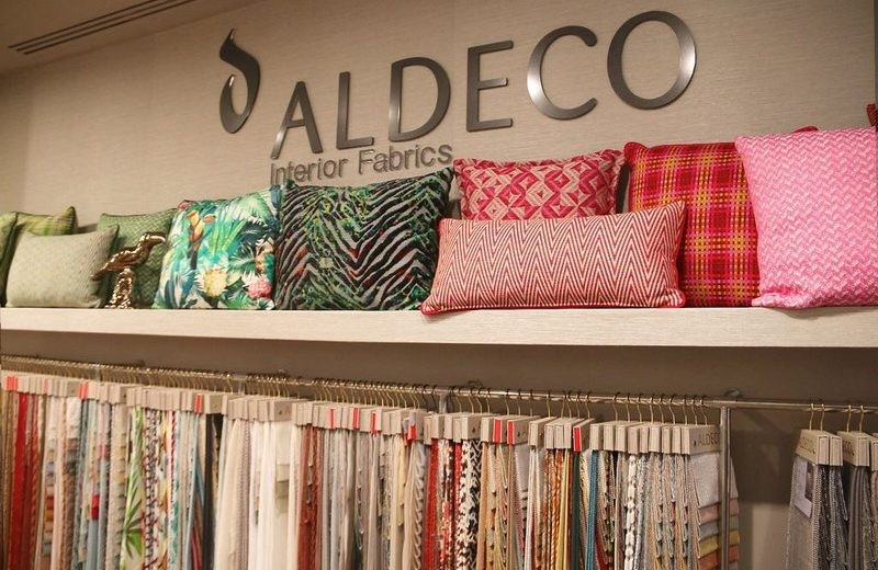 Bloom Fabrics Collection Is a Celebration of Aldeco's 25th Anniversary 4