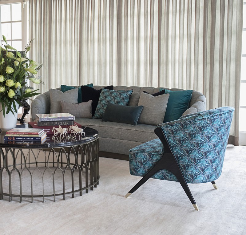 Bloom Fabrics Collection Is a Celebration of Aldeco's 25th Anniversary 5