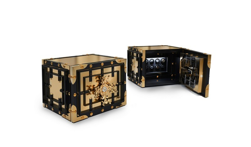 Discover an Exclusive and Desirable Collection of Luxury Safes 2