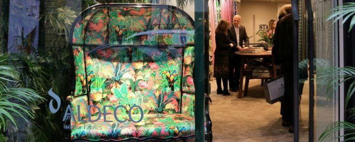 Bloom Fabrics Collection Is a Celebration of Aldeco's 25th Anniversary